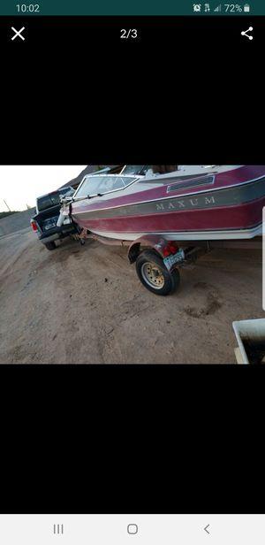 18ft maxum for Sale in Glendale, AZ