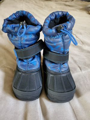 Toddler Snow Boots- size 7 for Sale in San Jose, CA