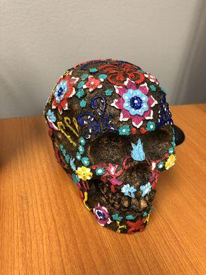 Dia de Los Muertos Skull for Sale in Silver Spring, MD