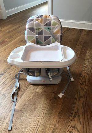 Fisher-Price SpaceSaver High Chair for Sale in Nashville, TN