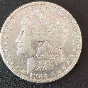 1894o Morgan Dollar Semi Key Date Silver Coin for Sale in Camden, NJ