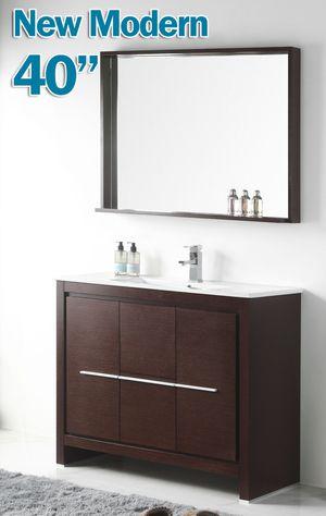 """40"""" bathroom vanity countertop INCLUDED for Sale in Coral Springs, FL"""