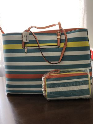 Tote and Wallet Duo for Sale in Salt Lake City, UT