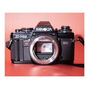 Minolta X-700 35mm Film Camera (Body Only) for Sale in Parkville, MD