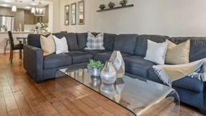 Grey Sectional Couch for Sale in Walnut Creek, CA