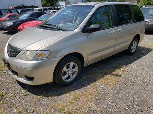 2002 Mazda Mpv LX 3rd Row Family Van 131k Miles for Sale in Bowie, MD