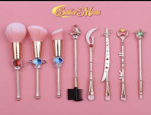 Sailor Moon 🌙 Makeup Brush Set / NEW! for Sale in Costa Mesa, CA