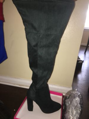 Thigh-High Olive Green for Sale in Berkeley, MO