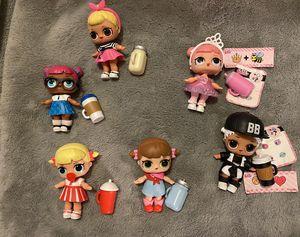 Lol dolls series 1 $15 each doll for Sale in Las Vegas, NV