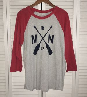 "SOTA Clothing Co. ""The Ballpark Raglan"" Sz Large for Sale in Edina, MN"