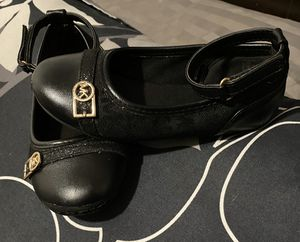 Michael Kors Little girl flats size 10c for Sale in Los Angeles, CA