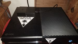 Xbox one with power and HDMI cable, and controller: $200 for Sale in Boyle, MS