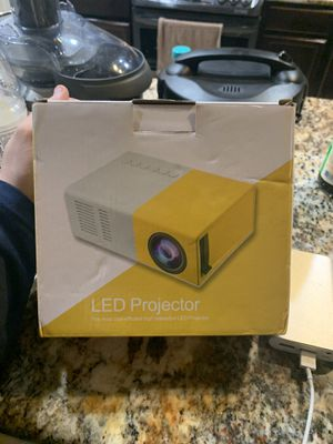 LED Mini Projector for Sale in Tucson, AZ
