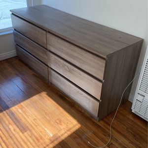 Grey Dresser for Sale in Redondo Beach, CA