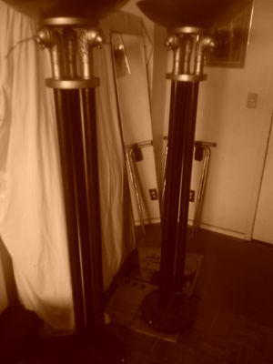 Antique tall lamps for Sale in Columbus, OH