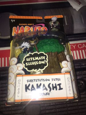 Naruto Shonen Jumps Kakashi Hatake for Sale in Lynwood, CA