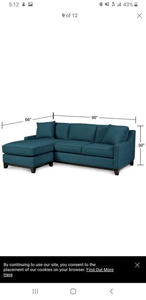 Sectional sofa couch for Sale in Canonsburg, PA