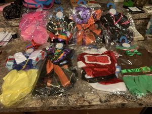 Halloween dog costumes for Sale in Yonkers, NY