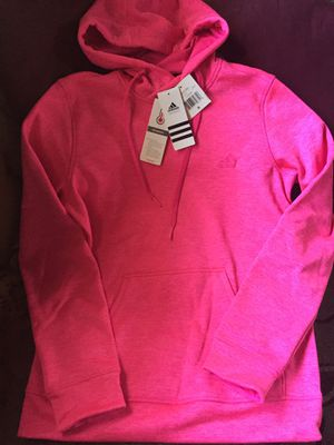 NEW Adidas pink women's hoodie sweatshirt size small for Sale in Los Angeles, CA