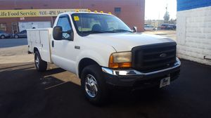 2000 Ford F-350 utility truck for Sale in Baltimore, MD