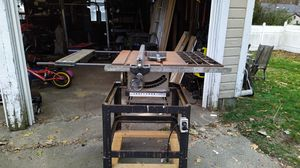 Table saw for Sale in Wayland, MA