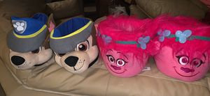Paw Patrol & Trolls Trick or Treat Baskets for Sale in Country Club Hills, IL