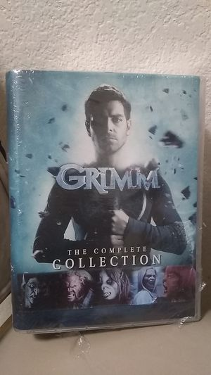 Grimm: The Complete Collection Season 1- 6 (dvd 2018, 29-disc Box Set) for Sale in Dallas, TX