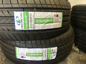 215 55 17 New Tire good price for Sale in Rockville, MD