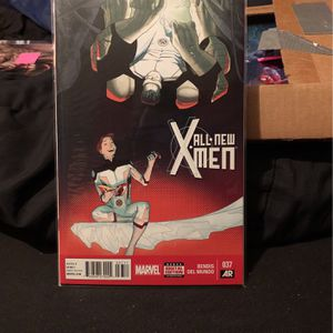 Marvel All New X Men 037 for Sale in Mount Prospect, IL