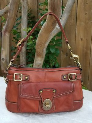 Coach legacy bleecker tattersall hobo for Sale in Arlington, TX
