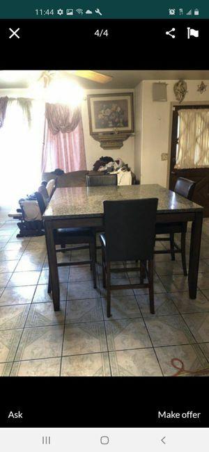 Granite table for Sale in Phoenix, AZ