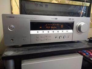 Yamaha AV receiver - Full set for Sale in Bloomington, IL