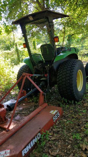 2001 , 4500 john deere tractor for Sale in La Porte, TX