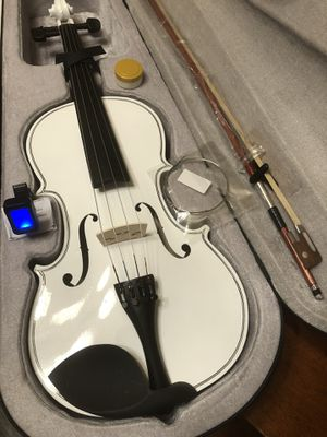 16 inch Viola with New Bow, Digital Tuner, Extra Strings, Rosin $100 Firm for Sale in Arlington, TX