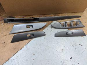 Mazdaspeed 3 window switch bezels for Sale in Solebury, PA