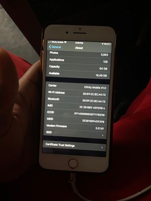 iPhone 8 Plus 64gb factory unlocked for Sale in Chicago, IL