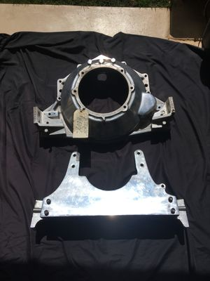 BBC marine bellhousing and front stringer mounts,( complete set) for Sale in Menifee, CA