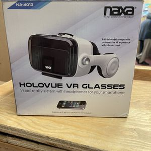 Holovue Vr Glasses With Built in Headphones for Sale in San Diego, CA