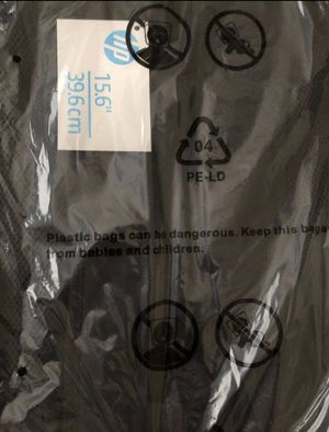 (Brand New) Hewlett Packard H P Essential Backpack 15.6'' H1D24AA for Sale in Jacksonville, FL