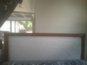 I have two queen size bed frames brand new still in plastic for Sale in Salt Lake City, UT