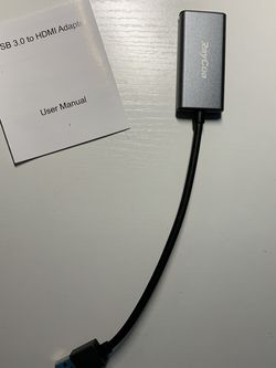 RayCue Hdmi To Usb 3.0 Adapter for Sale in Henderson,  NV