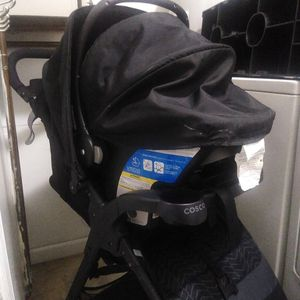 Cosco Stroller, Car Seat And Base for Sale in Wichita, KS