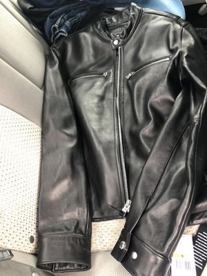 MK leather jacket for Sale in Baltimore, MD