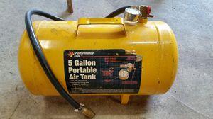 5 gallon portable air tank for Sale in Manson, WA