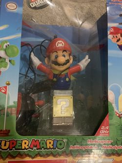 Super mario Helicopter for Sale in Tempe,  AZ