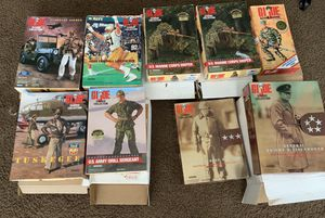 G.I. Joe classic collection-9 action figures for Sale in Vancouver, WA