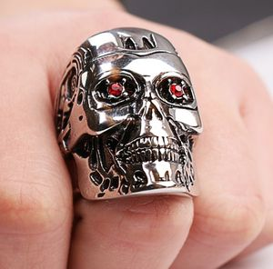 Free Red Crystal Eyes Skull Ring / Read Description Pls for Sale in Columbia, MD