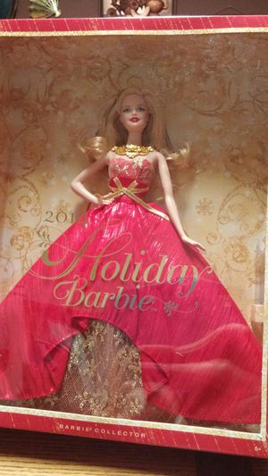 2014 Holiday Barbie for Sale in Pataskala, OH
