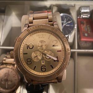 Nixon 51-30, Gold for Sale in Chino, CA