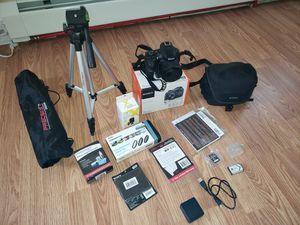 Sony Hx400v camera insane 100x zoom for Sale in Newark, NJ